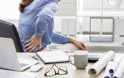 Four Strategies to Make Seated Work Less Stressful on the Lower Back