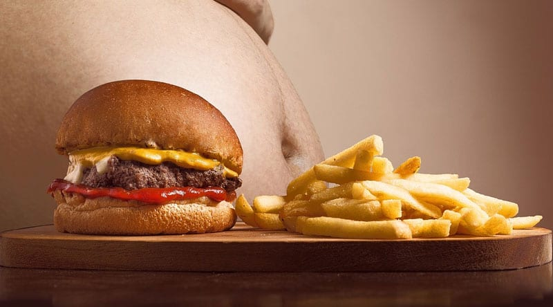 Don't Be Salty: Aging Effects of Sodium and Obesity