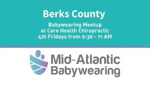 Berks County Babywearing Meetup