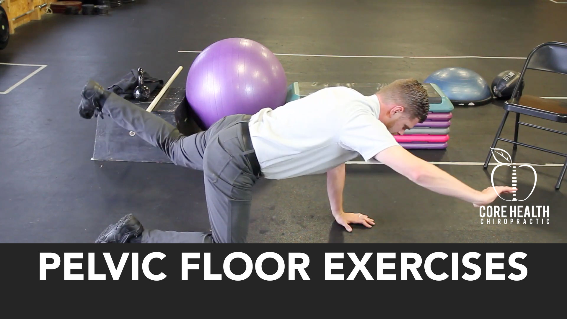 Pelvic Floor Exercises Core Health Chiropractic