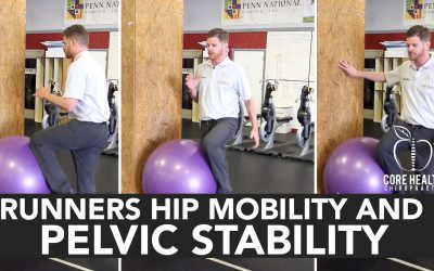 Runner's Hip Mobility and Pelvic Stability