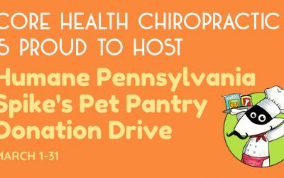 Help Us Stock Shelves for Spike's Pet Pantry