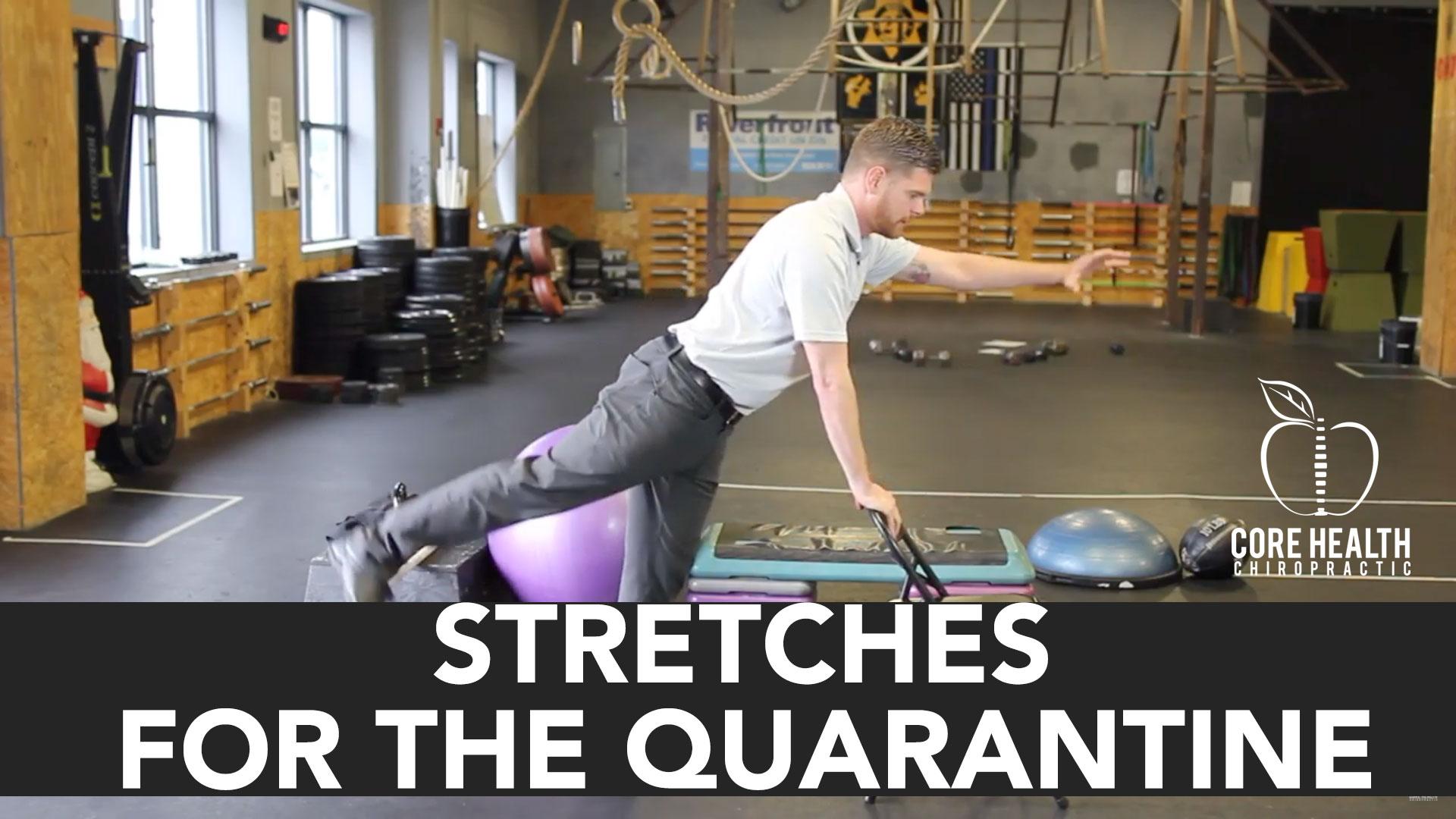 quarantine stretches